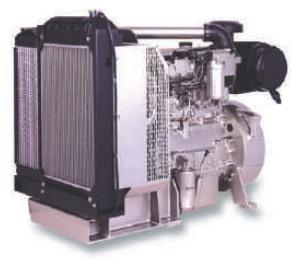 Perkins 100kVA Diesel Generator --- 1104C-44TAG2