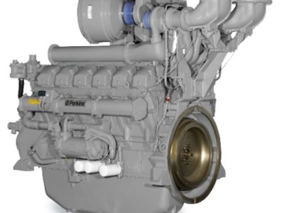 Perkins 1250kVA Diesel Generator --- 4012-46TAG2A