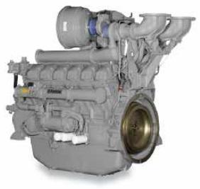 Perkins 1500kVA Diesel Generator --- 4012-46TAG2A