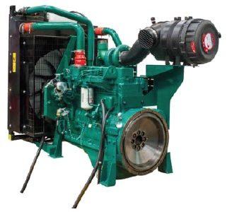 Cummins 155kVA Diesel Generator --- 6BTAA5.9-G7