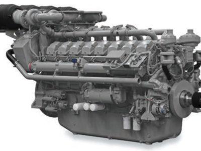 Perkins 2000kVA Diesel Generator --- 4016-61TRG2