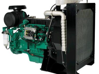 Volvo 250kVA Diesel Generator --- TAD734GE