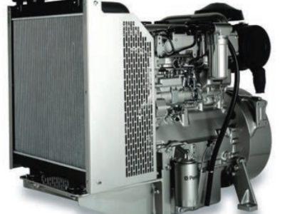 Perkins 30kVA Diesel Generator --- 1103A-33G
