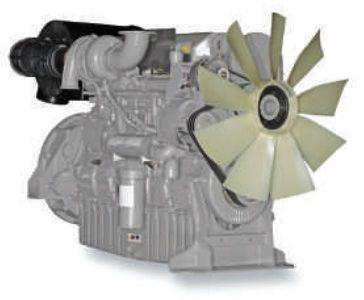 Perkins 500kVA Diesel Generator --- 2506C-E15TAG2