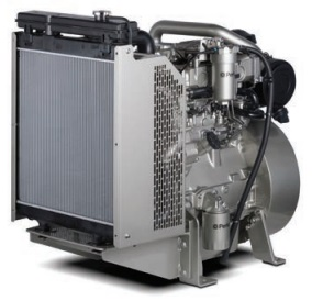 Perkins 60kVA Diesel Generator --- 1103A-33TG2