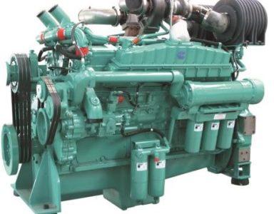 Cummins 630kVA Diesel Generator --- VTA28-G5