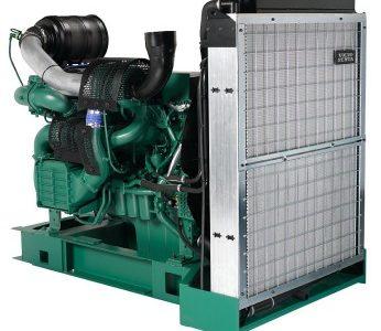 Volvo 640kVA Diesel Generator --- TWD1643GE