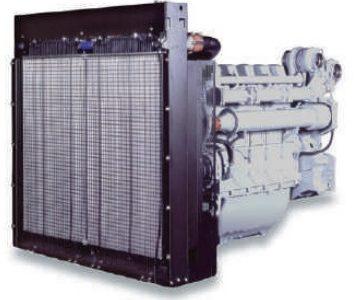 Perkins 800kVA Diesel Generator --- 4006-23TAG3A
