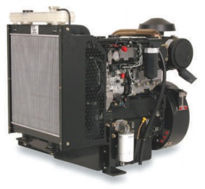 Perkins 80kVA Diesel Generator --- 1104A-44TG2
