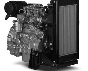 Perkins 9kVA Diesel Generator --- 403A-11G1
